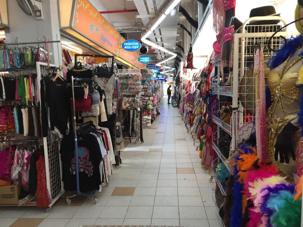people's park food centre costume shop