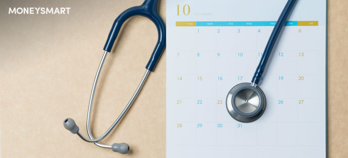 health screening package appointment