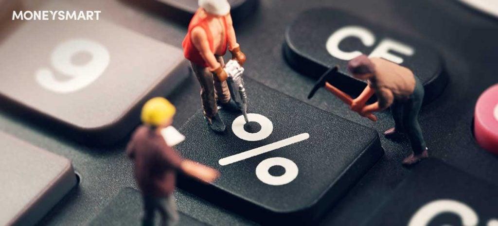 good debt bad debt interest rates