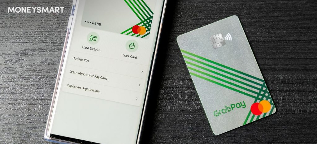 grabpay mastercard singapore