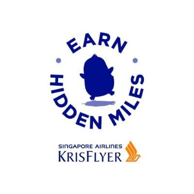 Krisflyer Miles - earn hidden miles