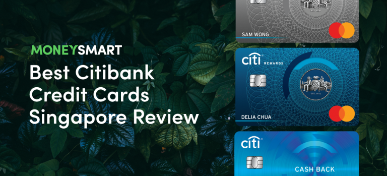 Best Citibank Credit Cards in Singapore - Credit Card ...