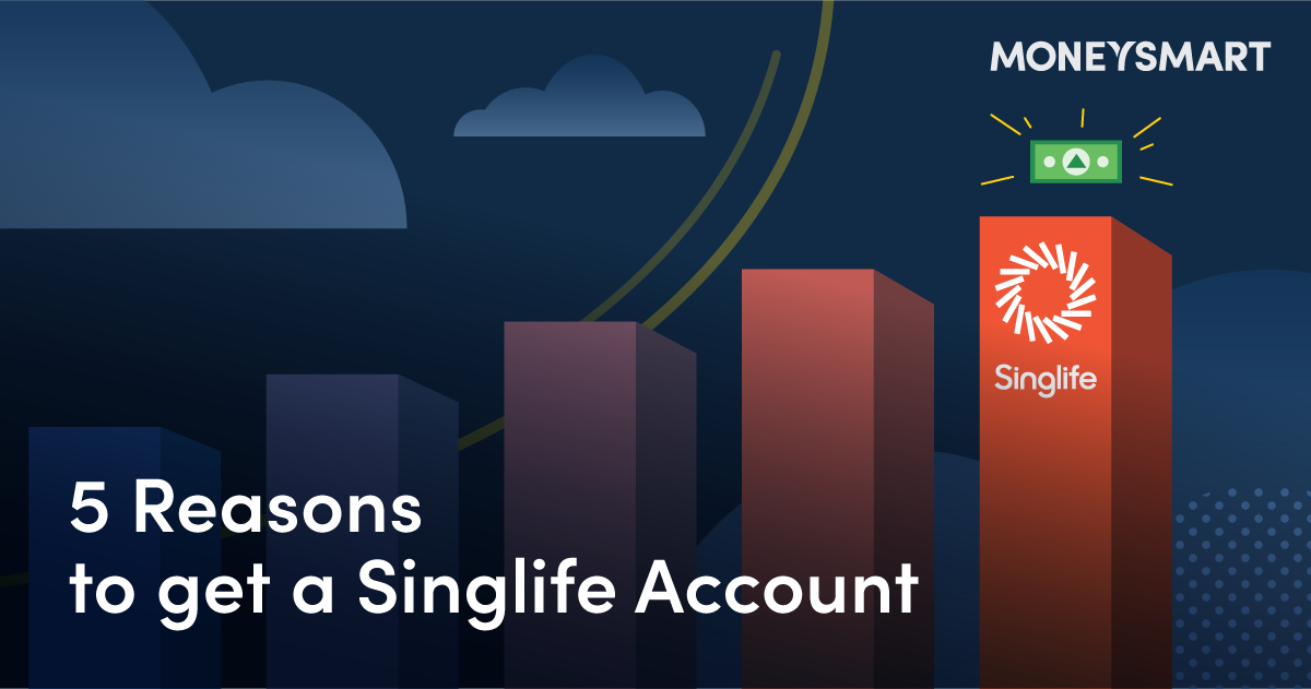 Singlife Account — Grow Your Savings by 2.5% p.a.^