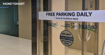 free parking singapore covid19