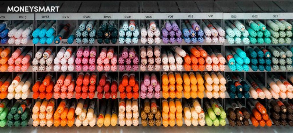 stationery shops singapore