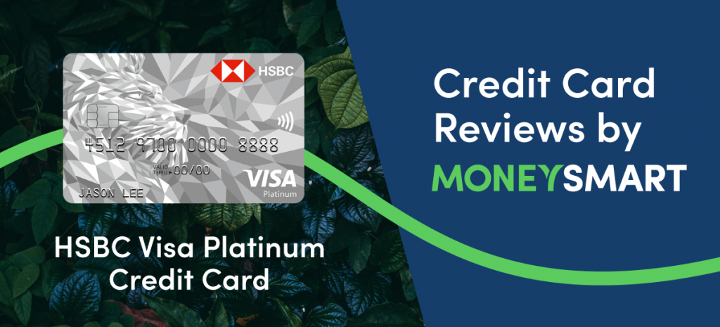 Use the HSBC Visa Platinum credit card for 5% cash back on groceries, dining and petrol at Caltex and Shell