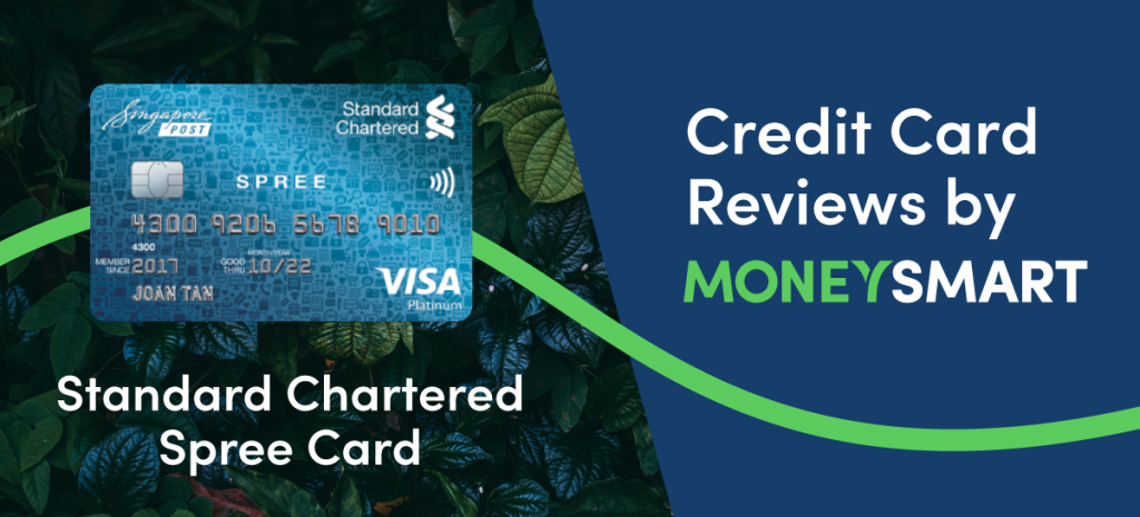 Standard Chartered SCB Spree credit card