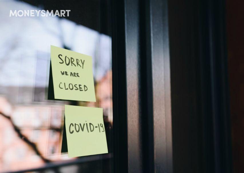 shops restaurants bars that closed down