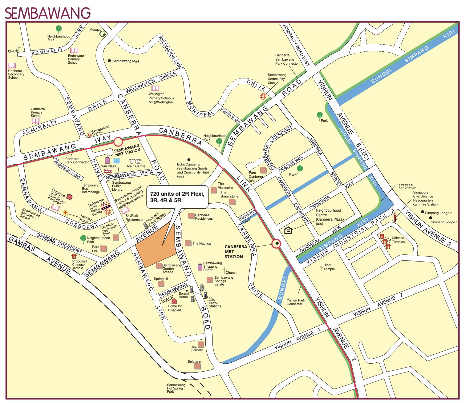 HDB BTO November 2020 Launch in Non-Mature Estates — Sembawang and Tengah