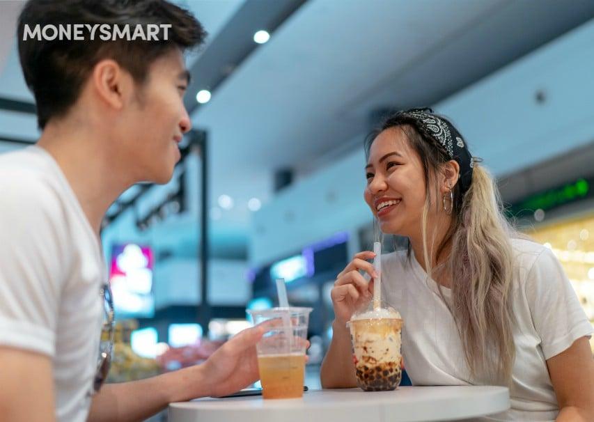 Grab Singapore AutoInvest GrabInvest Bubble Tea Investing