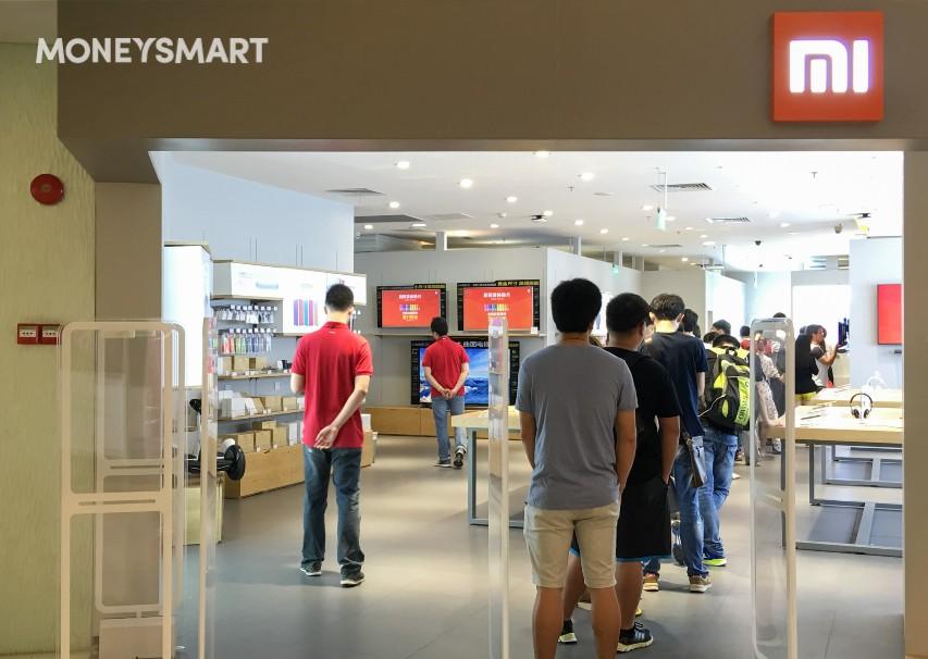 OCBC Hang Seng TECH ETF China Hong Kong Tencent Alibaba Xiaomi invest