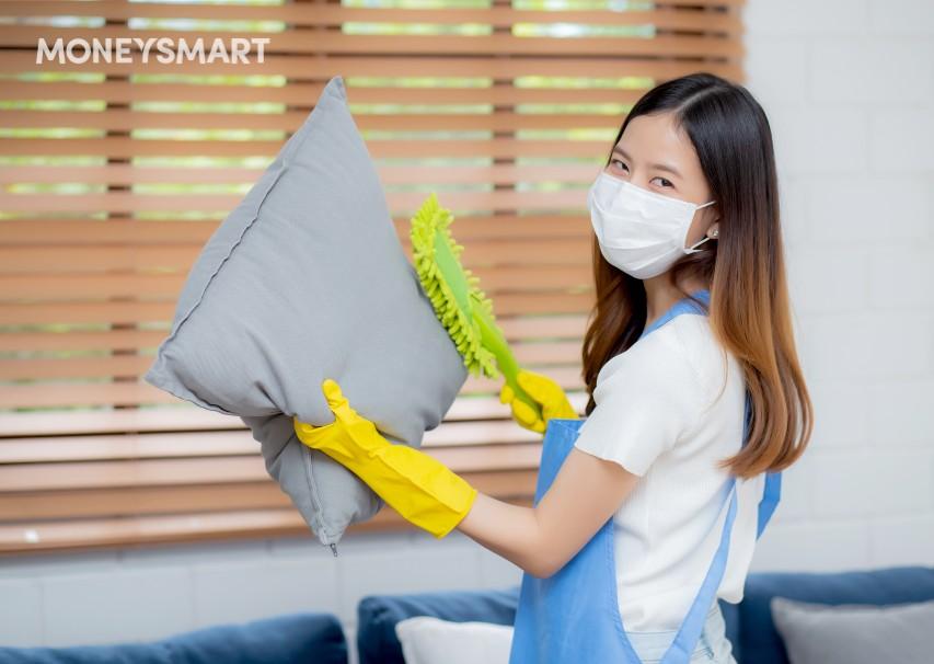maid insurance Singapore - Etiqa protect maid insurance