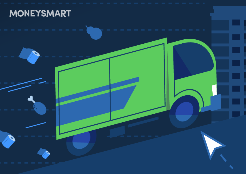 Online Grocery Delivery - Masthead