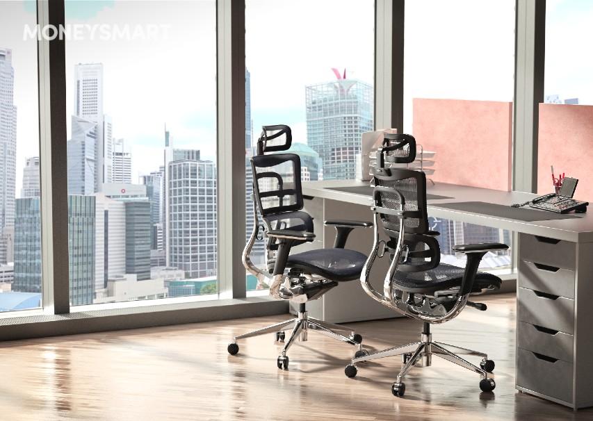 Best Office Chair Singapore WFH Ergomeister FAEZ8ERG