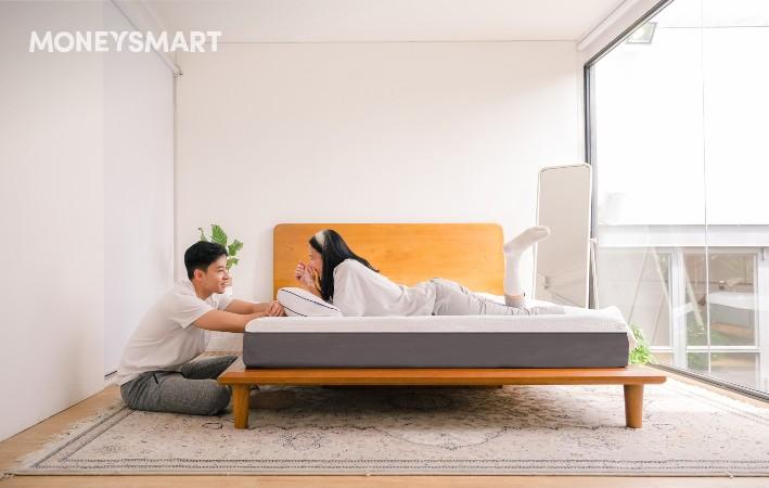 Emma Sleep mattress - productivity and sleep - bed in a box