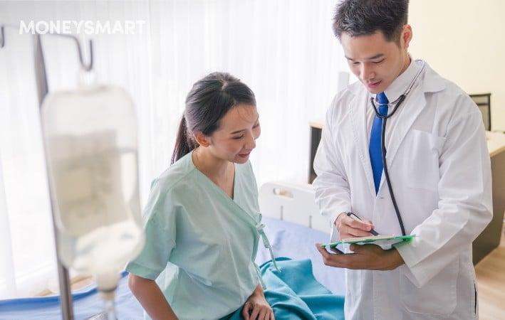 Integrated Shield Plan - Parkway Hospital - IHH Healthcare Singapore - hospital bill estimator
