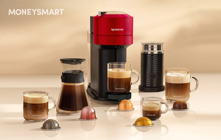 How Nespresso's Latest Vertuo Coffee System Elevates Your Daily Cuppa — Saving You Time & $$$
