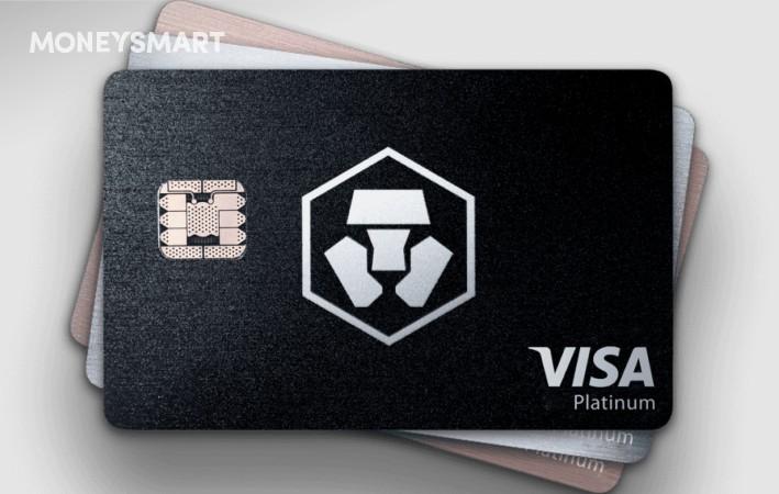 crypto card Singapore - crypto com card - best crypto card